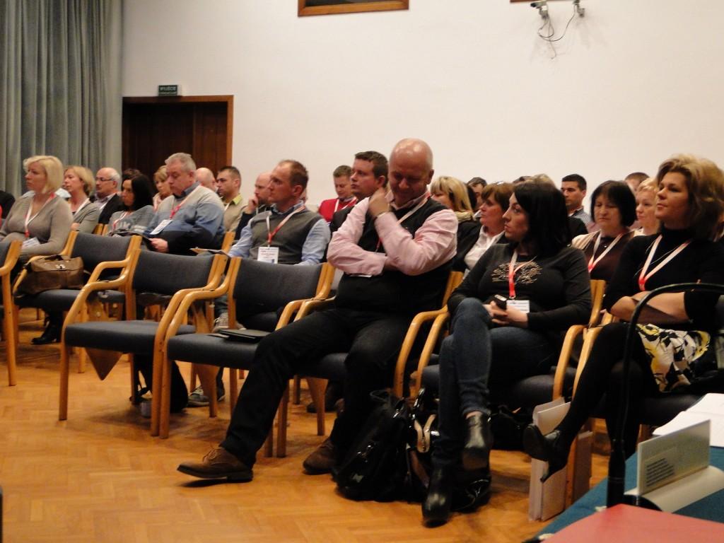Delegatki i Delegaci GSK Commercial